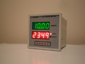 Digital AC Power metre